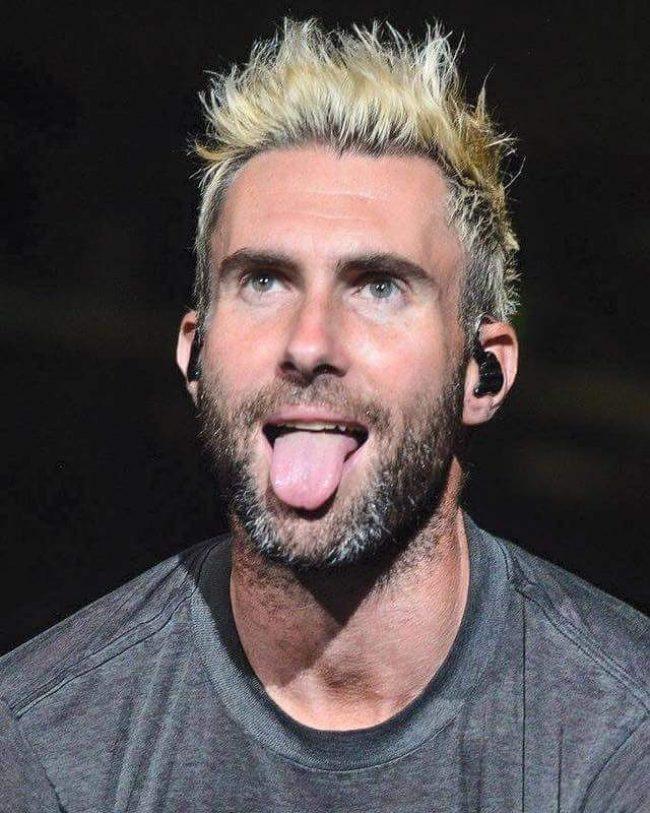 Adam Levine Haircut 40