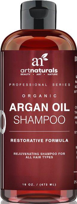 Art Naturals Organic Daily Argan Oil Shampoo