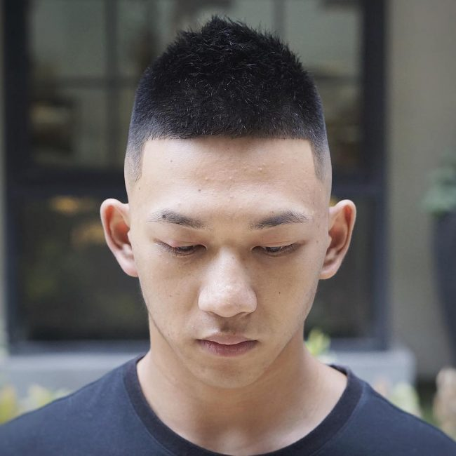 85 Charming Asian Hairstyles For Men New In 2019