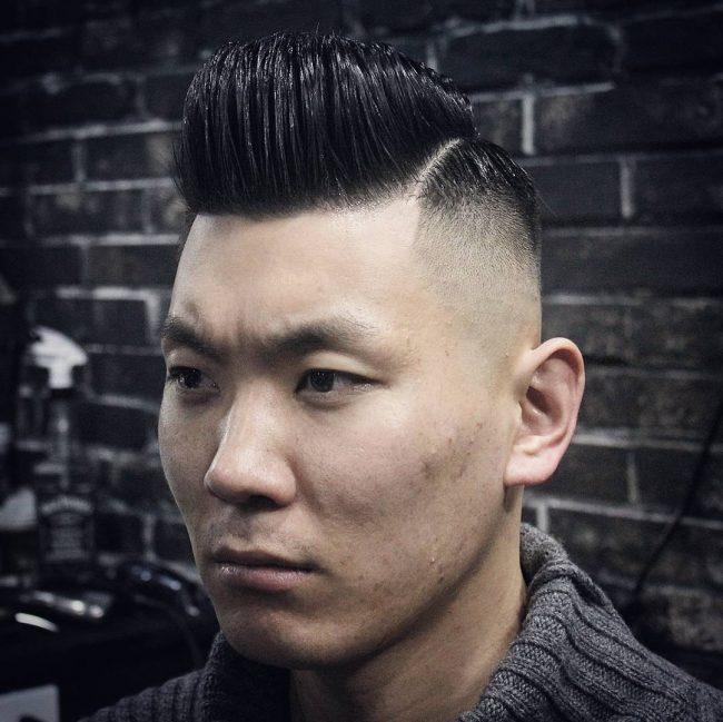 Asian Hairstyles 80