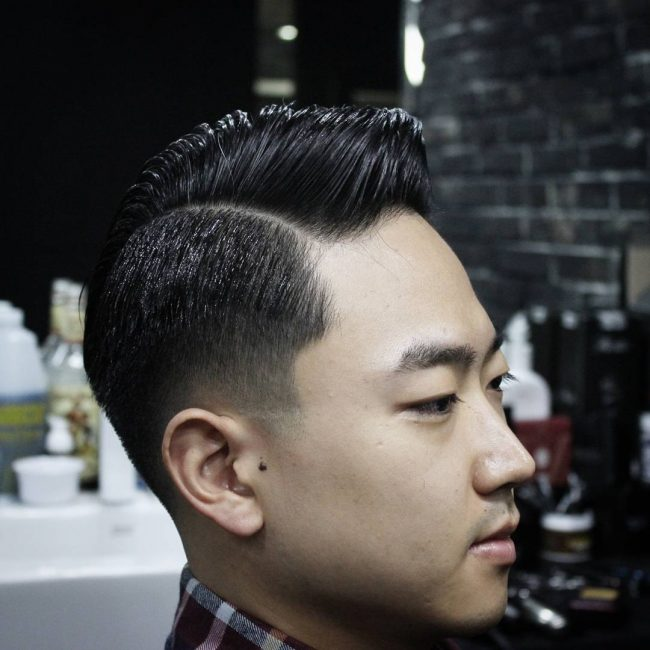 asian men short hairstyles : Asian Hairstyles 85