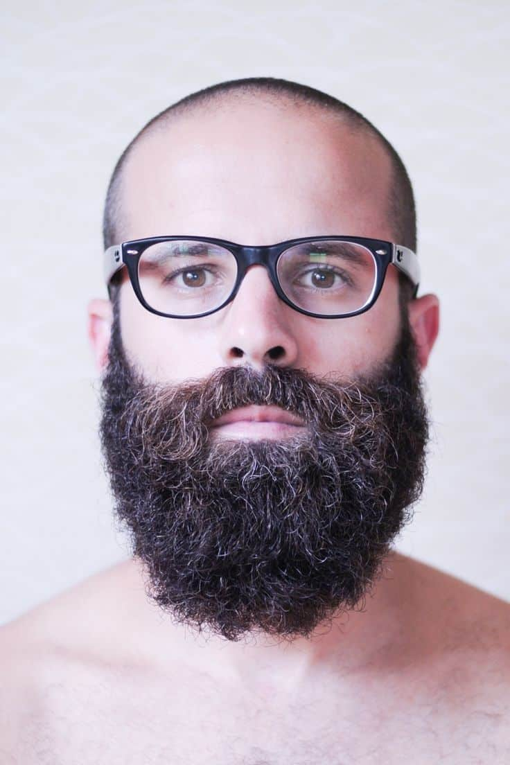 Reasons To Be Bald With Beard Best Style - Facial hair styles bald guys