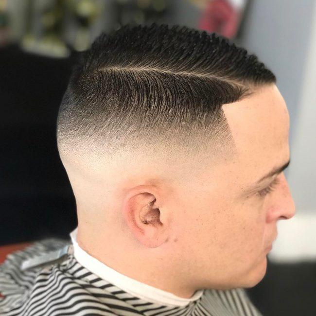Bald Fade 47