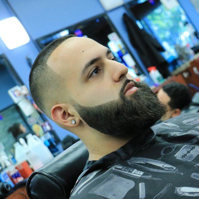Bald Fade 51
