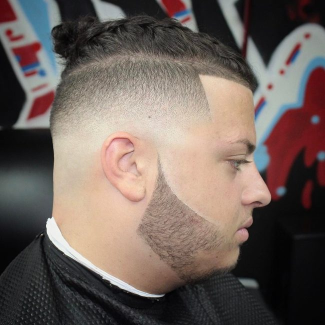 Bald Fade 55