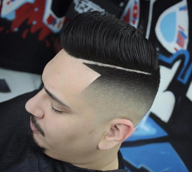 Bald Fade 58