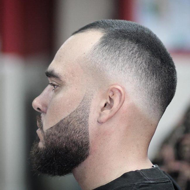 Bald Fade 83