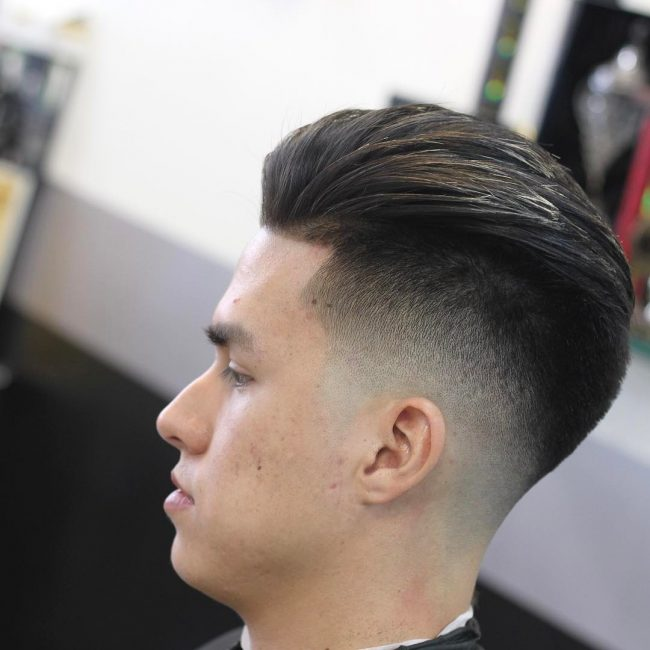 50 Best Blowout Haircut Ideas For Men High 2019 Trend