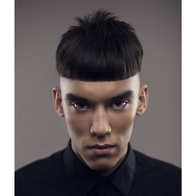 50 Stunning Bowl Cut Designs For Stylish Men 2019