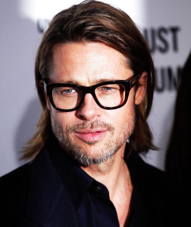 Brad Pitt Hairstyles 41