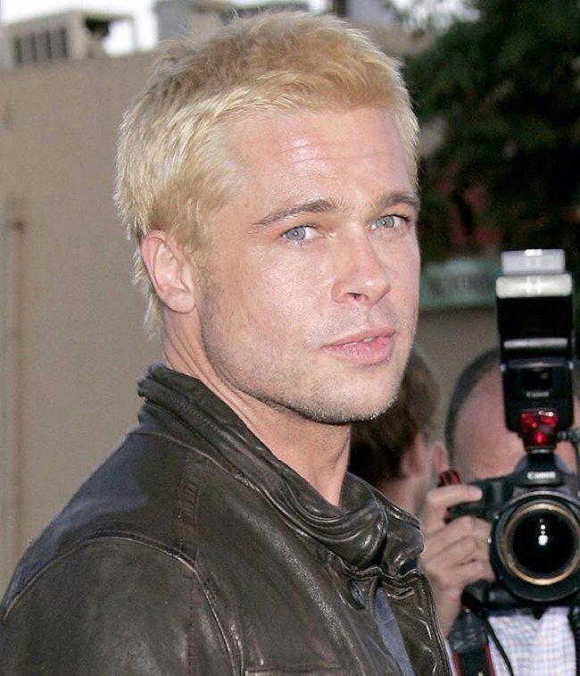 Brad Pitt Hairstyles 42