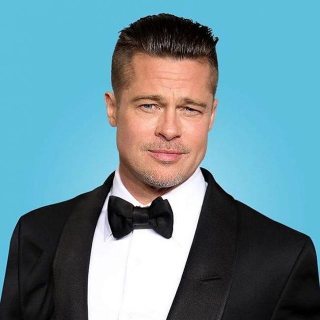 Brad Pitt Hairstyles 45