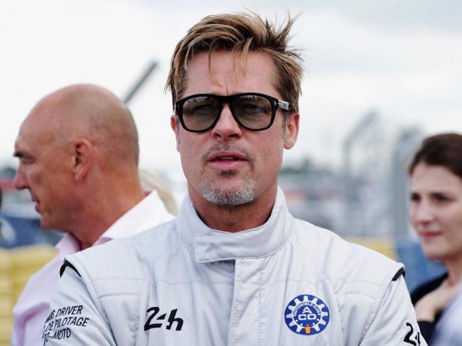 Brad Pitt Hairstyles 48
