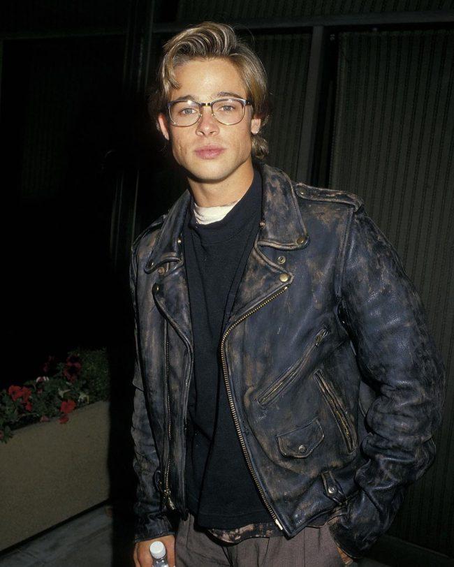 Brad Pitt Hairstyles 49