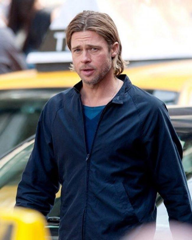 Brad Pitt Hairstyles 51