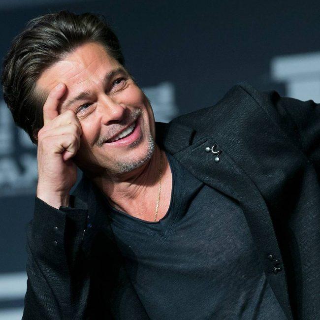 Brad Pitt Hairstyles 52