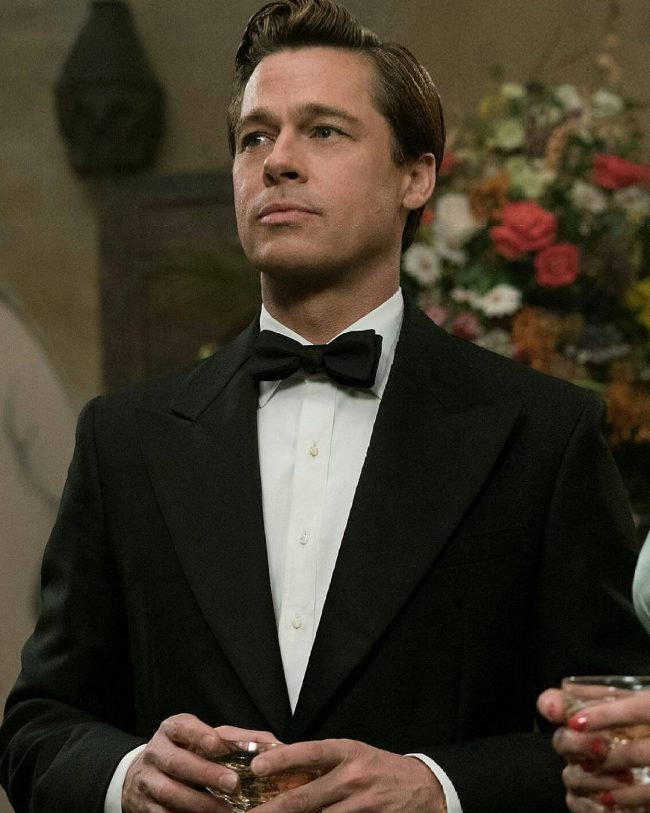 Brad Pitt Hairstyles 53