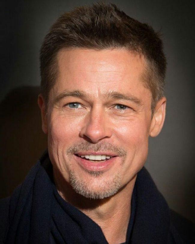 Brad Pitt Hairstyles 55