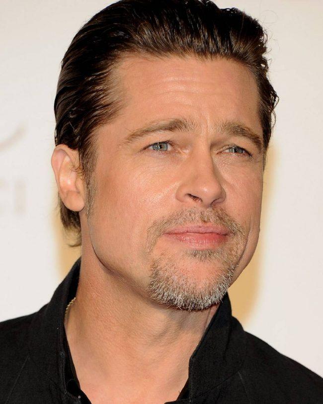 Brad Pitt Hairstyles 56