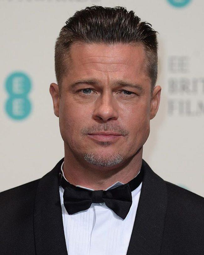 Brad Pitt Hairstyles 57