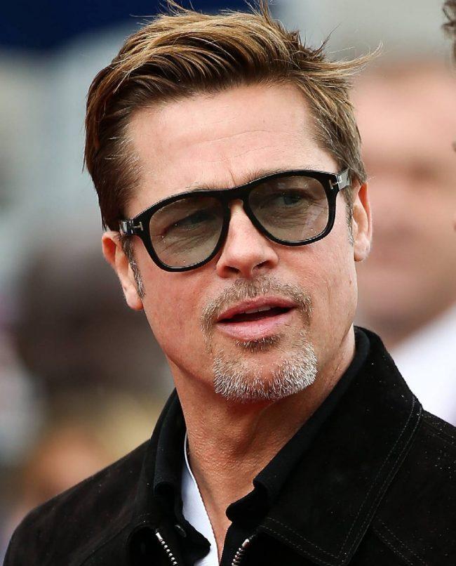 Brad Pitt Hairstyles 58