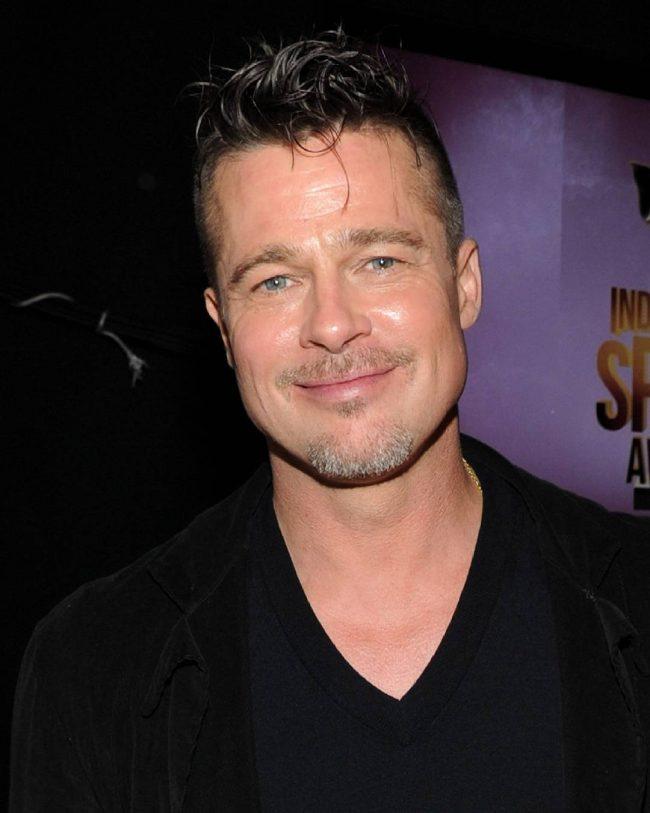 Brad Pitt Hairstyles 59