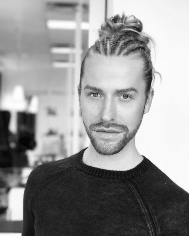 50 Masculine Braids For Long Hair Unique Stylish 2021