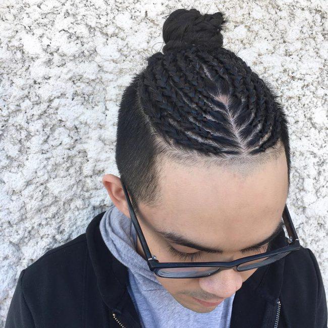 50 Masculine Braids For Long Hair Unique Amp Stylish 2019