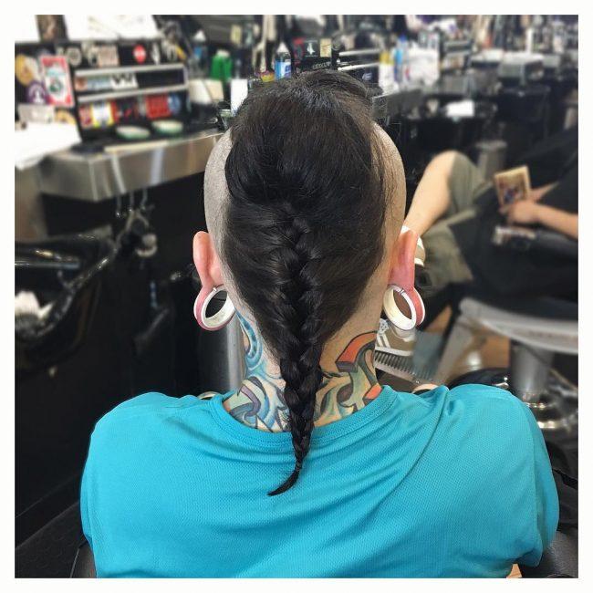 Braids For Long Hair 50