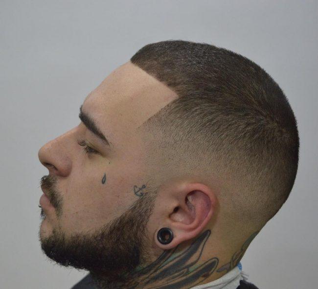 Caesar Haircut 26