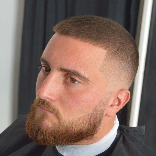 Caesar Haircut 27