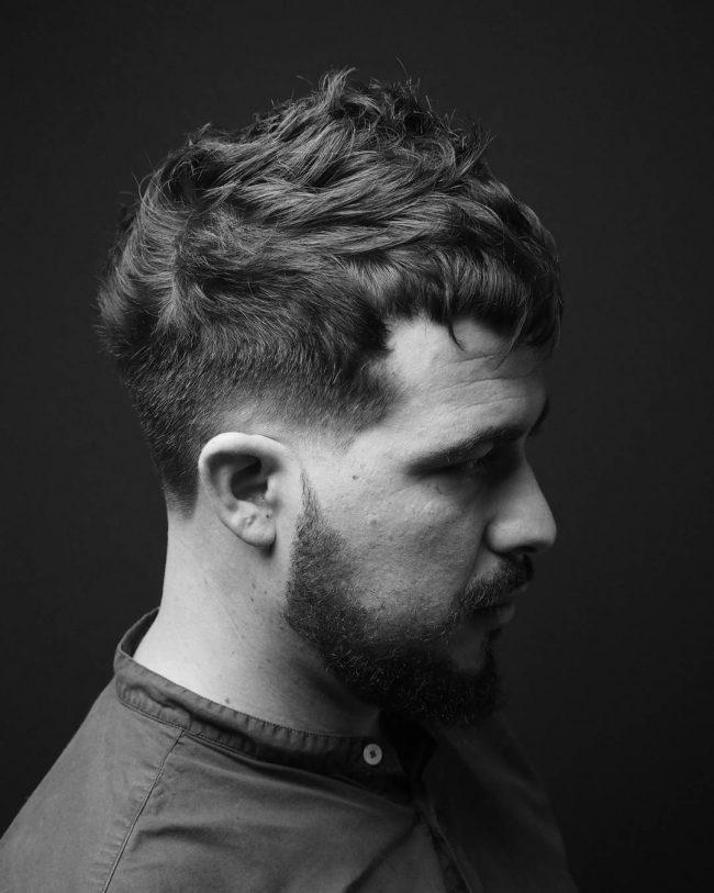 Caesar Haircut 28