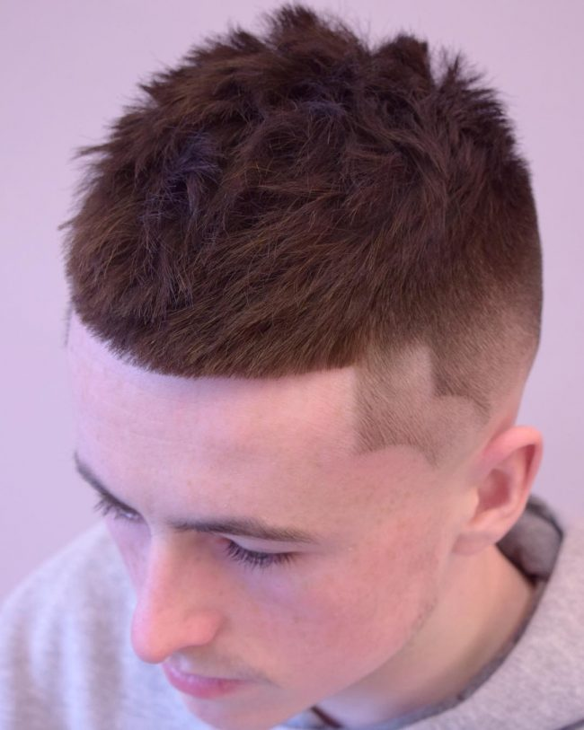 Caesar Haircut 30