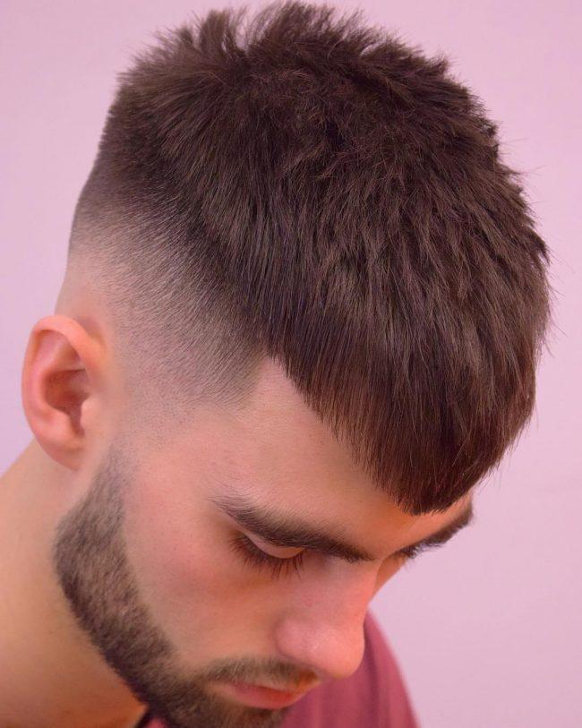 Caesar Haircut 31