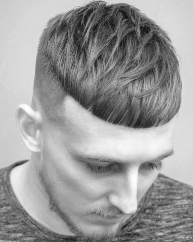 Caesar Haircut 32