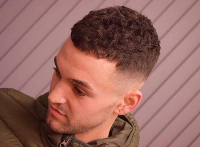Caesar Haircut 34