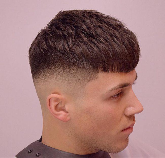 Caesar Haircut 35