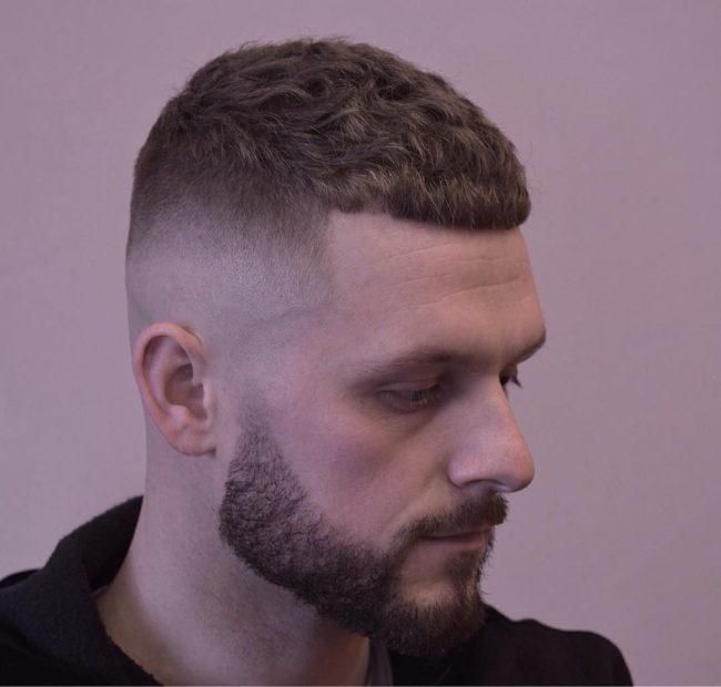 Caesar Haircut 36