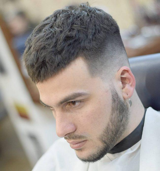 Caesar Haircut 39