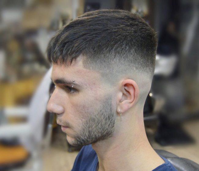 Caesar Haircut 44
