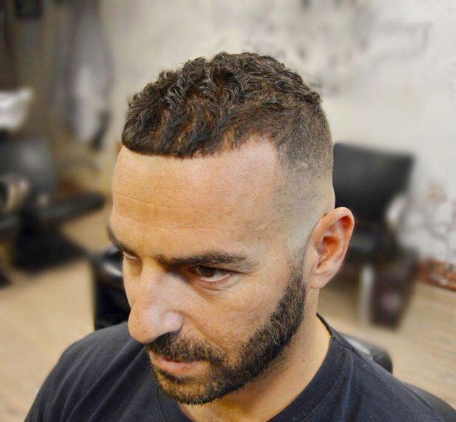Caesar Haircut 45