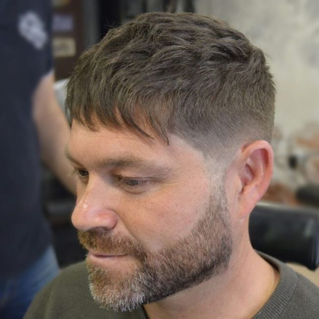 Caesar Haircut 46