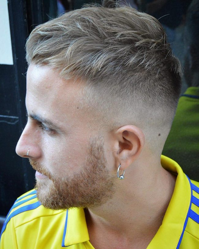 Caesar Haircut 50