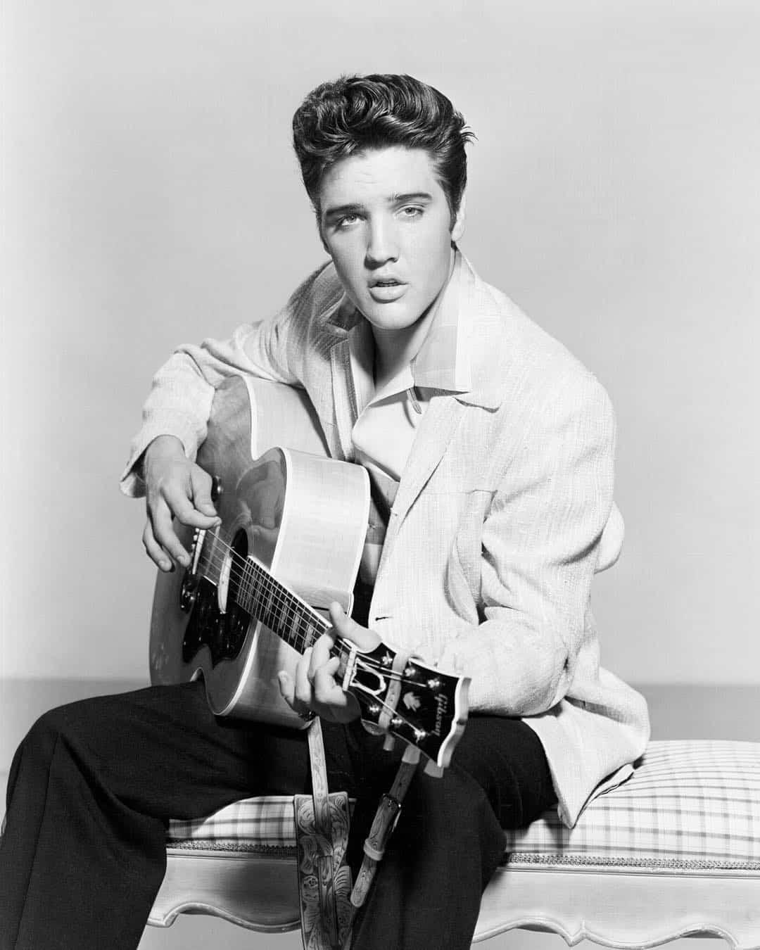Classic Elvis Presley Greaser