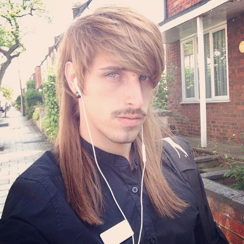 Mullet haircut??? - London Hairdressers: ColourNation Hairdresser ...