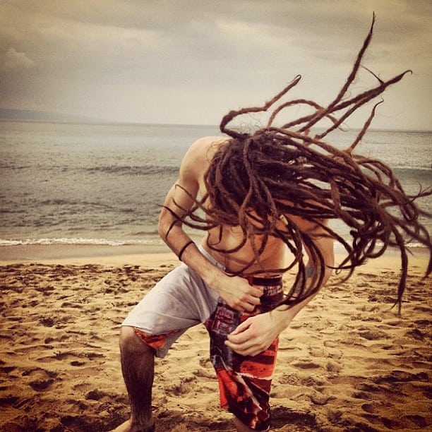 Condition Your Dreadlocks