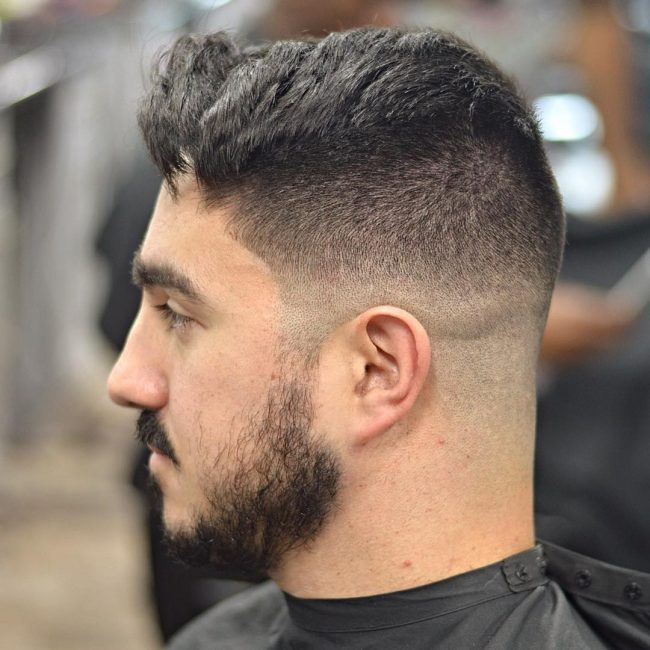 45 Attractive Crew Cut Hairstyles 2019 Trendy Highlights