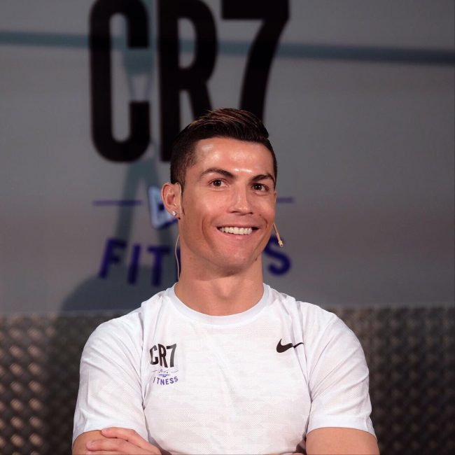 Cristiano Ronaldo Haircut 51