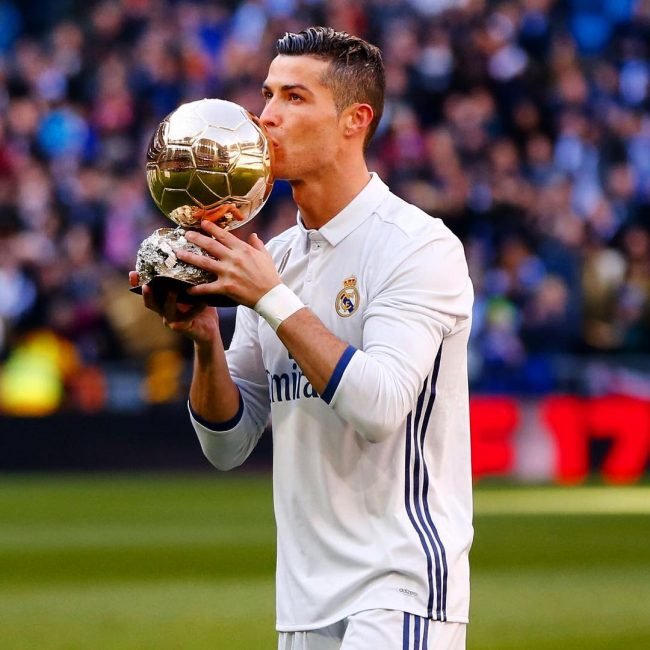 Cristiano Ronaldo Haircut 58