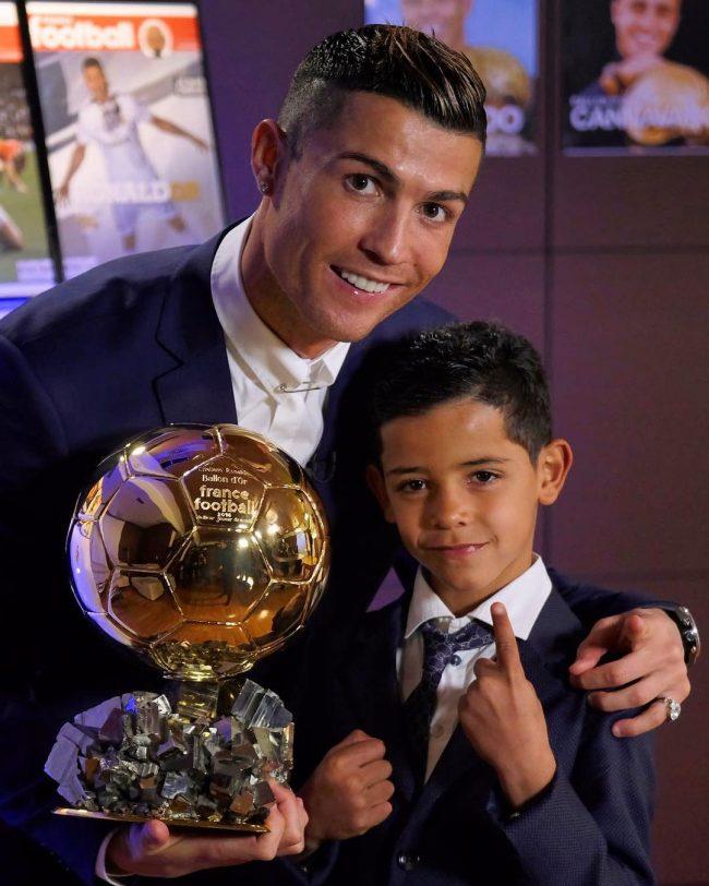 Cristiano Ronaldo Haircut 60